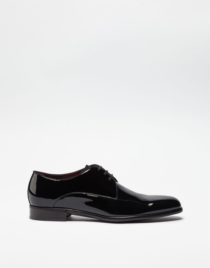 Dolce & Gabbana PATENT LEATHER DERBY