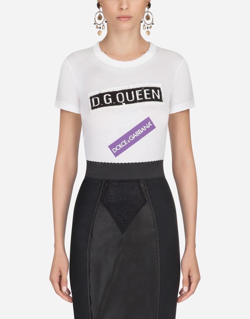 T-shirts et sweat-shirts femme   Dolce Gabbana d366dd203061