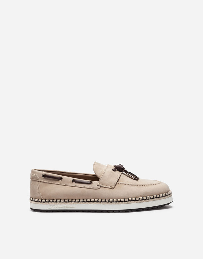 SPORT LOAFERS IN SUEDE
