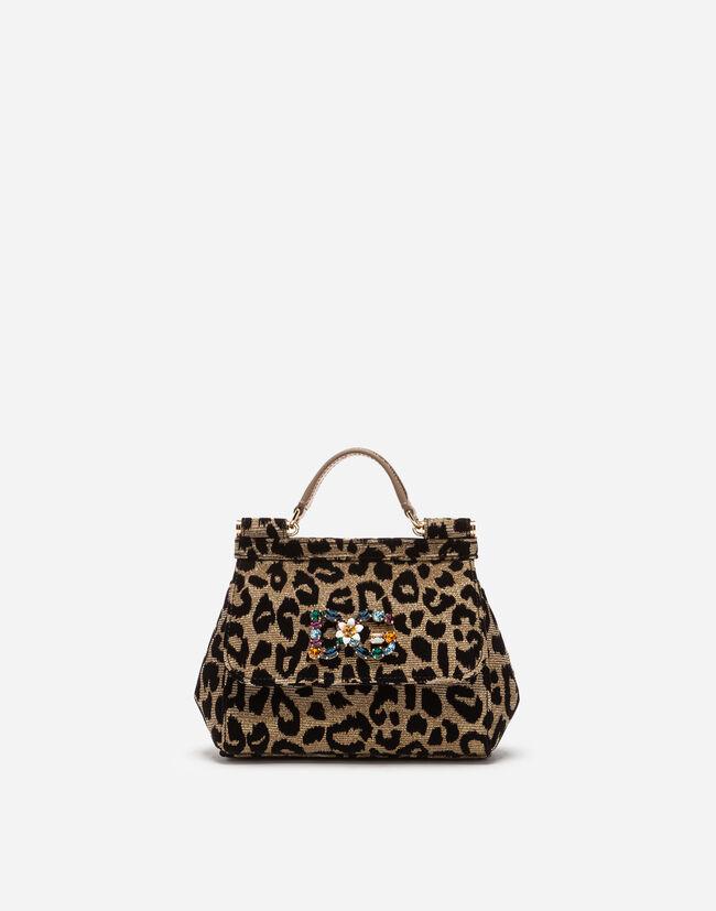 177342c776 Mini Sacs et Pochettes Femme | Dolce&Gabbana - MINI SAC SICILY EN ...