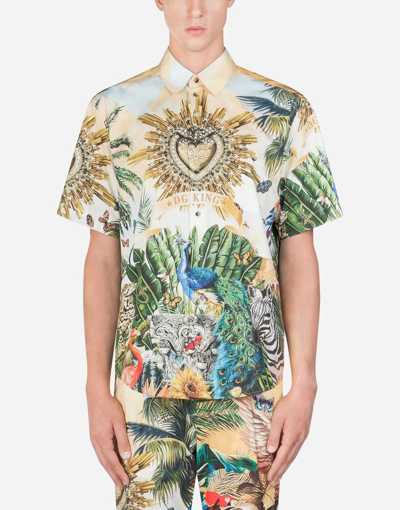 9c22bd21af4b Men's Shirts | Dolce&Gabbana