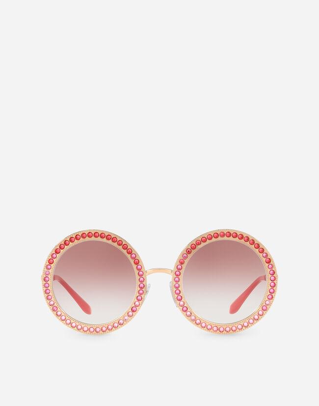 Gafas de Sol de Mujer   Dolce&Gabbana - GAFAS DE SOL REDONDAS DE ...