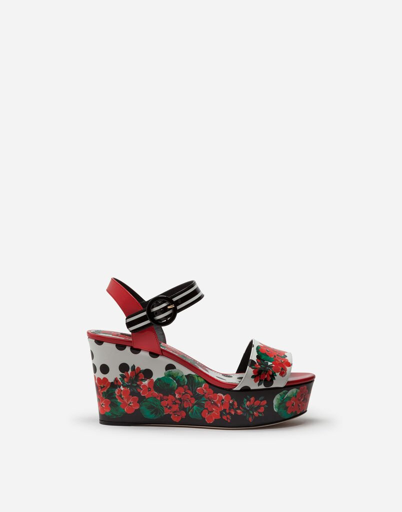 b0992b6b Shoes for Women and Footwear | Dolce&Gabbana