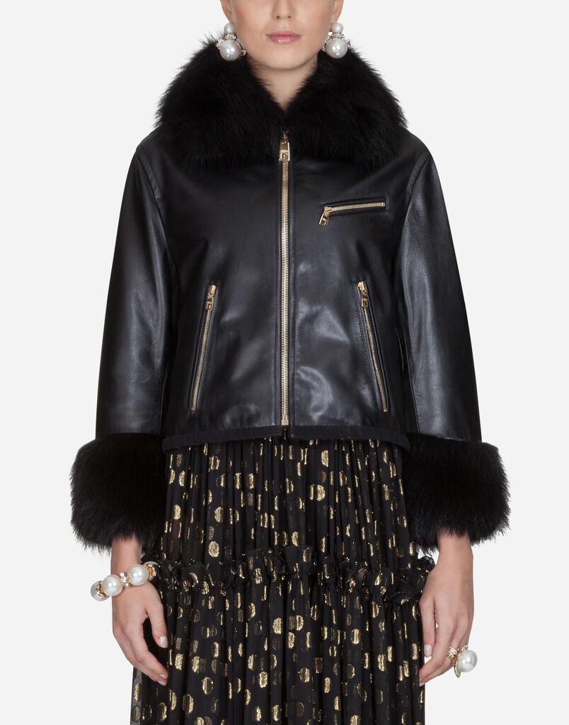 9fa338742c15e2 Cappotti e Giubbotti Donna   Dolce&Gabbana