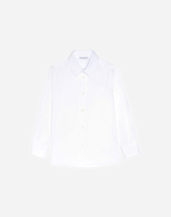 Dolce&Gabbana STRETCH COTTON SHIRT
