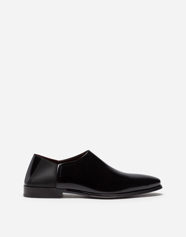 Dolce & Gabbana LOAFERS IN ANTIK CALFSKIN