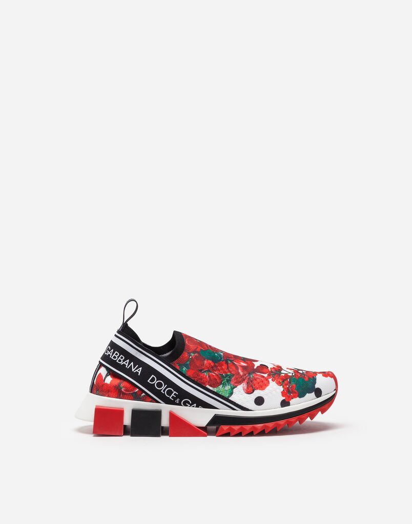 eb3e3db4f9c6f Shoes for Women and Footwear | Dolce&Gabbana