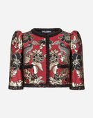 Dolce & Gabbana LUREX JACQUARD JACKET