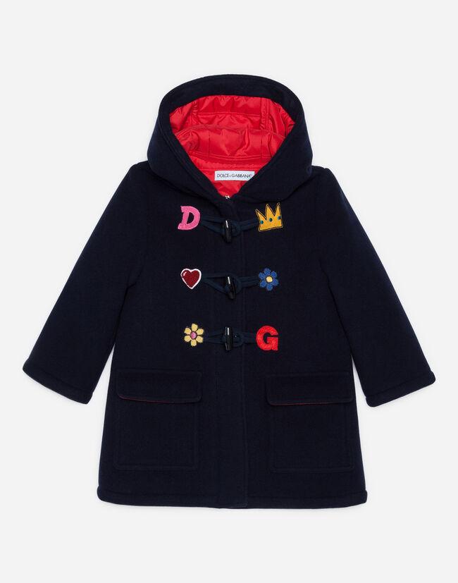Dolce & Gabbana NYLON WATERPROOF COAT