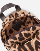 ZAMBIA-PRINT COTTON BACKPACK