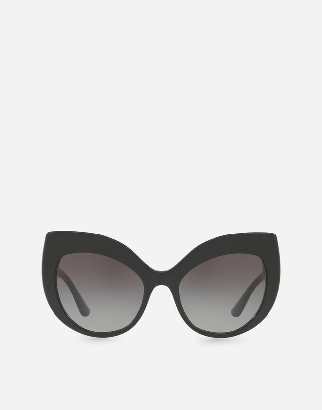 CAT-EYE SUNGLASSES IN ACETATE