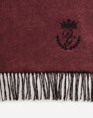 Dolce&Gabbana SCARF IN CASHMERE AND SILK