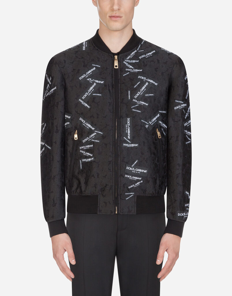 b509eec0d7ffc0 Vestes et Blousons en cuir Homme   Dolce Gabbana