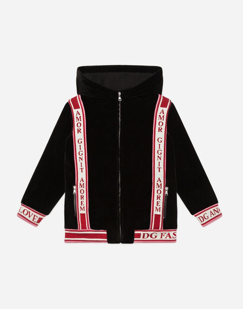 Dolce & Gabbana JACKET WITH HOOD