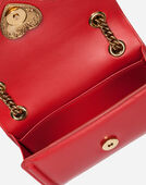 Dolce&Gabbana MINI DEVOTION BAG IN SMOOTH CALFSKIN