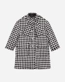 Dolce & Gabbana HOUNDSTOOTH COAT