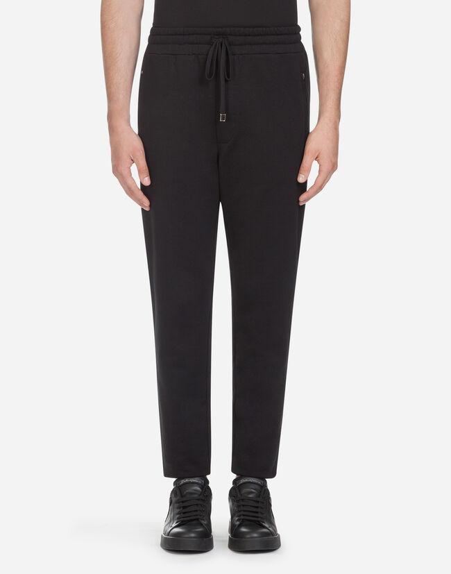 pantalon de jogging en coton. Dolce   Gabbana ... 04f7a74a17ac