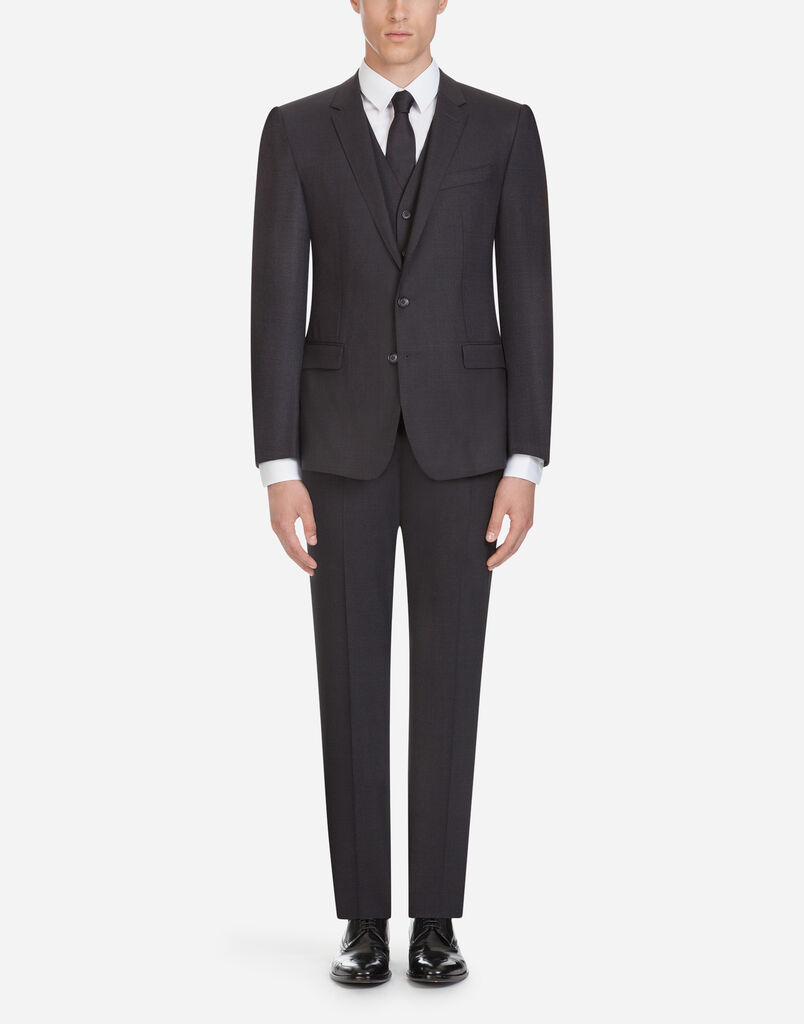 Dolce & Gabbana STRETCH WOOL SUIT