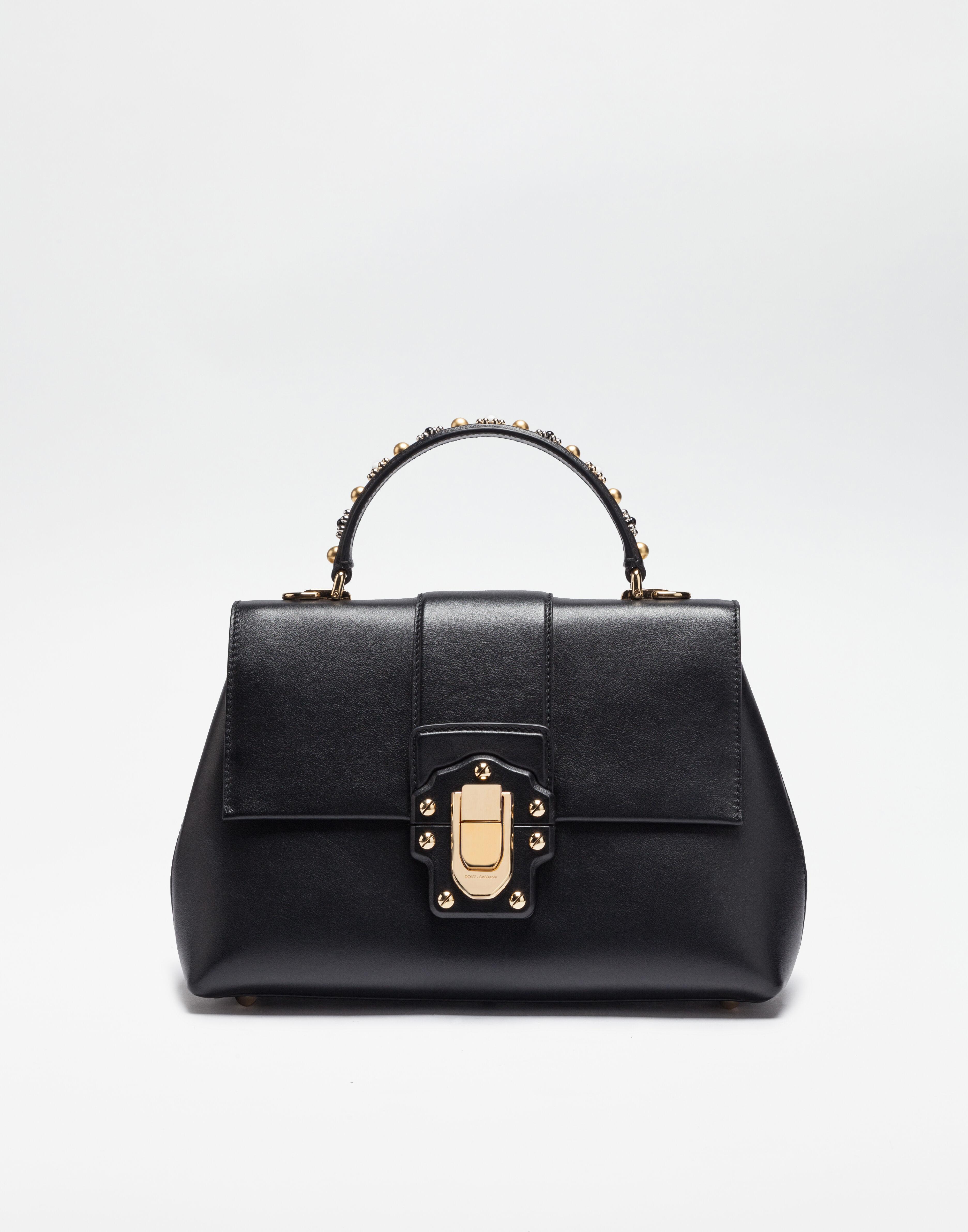 Dolce & Gabbana 'Lucia' bag Outlet Cheap Prices 100% Original Online Buy Cheap Popular Orange 100% Original High Quality Buy Online zENHx9R