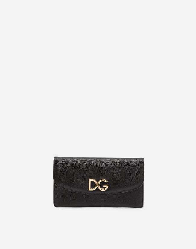 Dolce&Gabbana LEATHER WALLET BAG