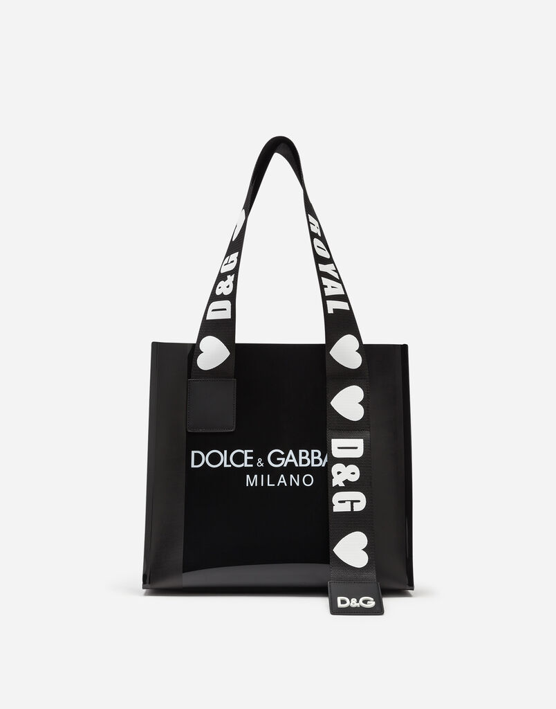 602b454a459 €595. Available Size. OneSize. quick shop Add to Wishlist. PVC STREET  SHOPPING BAG WITH LOGO