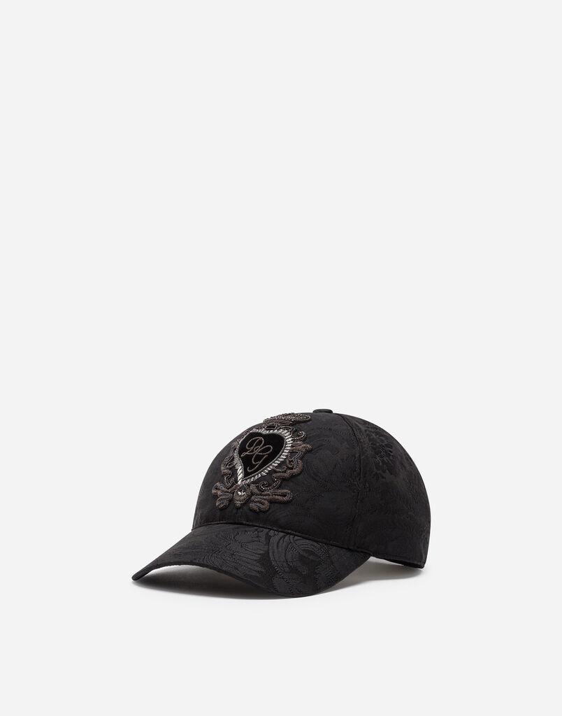 5ab7f6ead6da Men's Hats and Gloves | Dolce&Gabbana