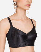 Dolce & Gabbana SATIN TOP