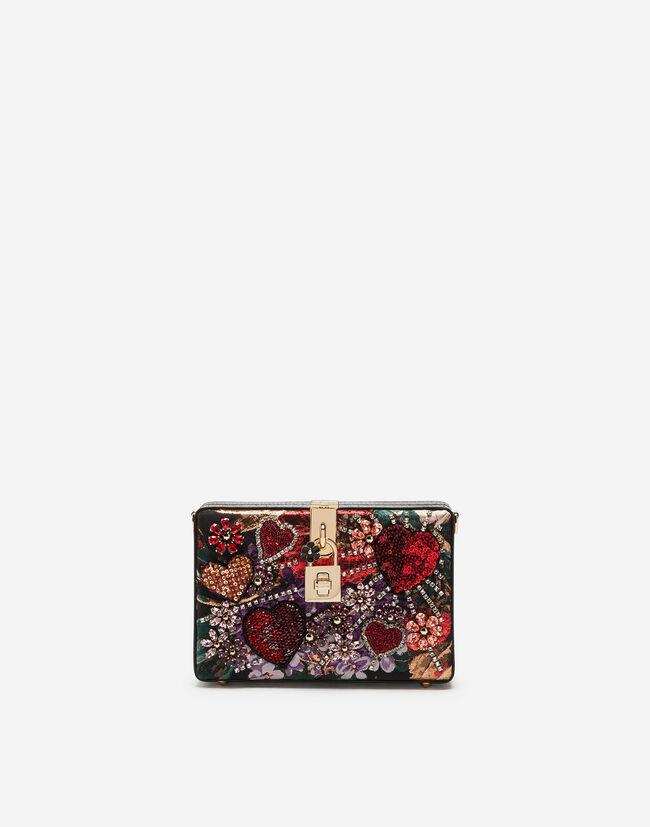 1a37fdfc8f Pochette Dolce Box - Sacs Femme | Dolce&Gabbana