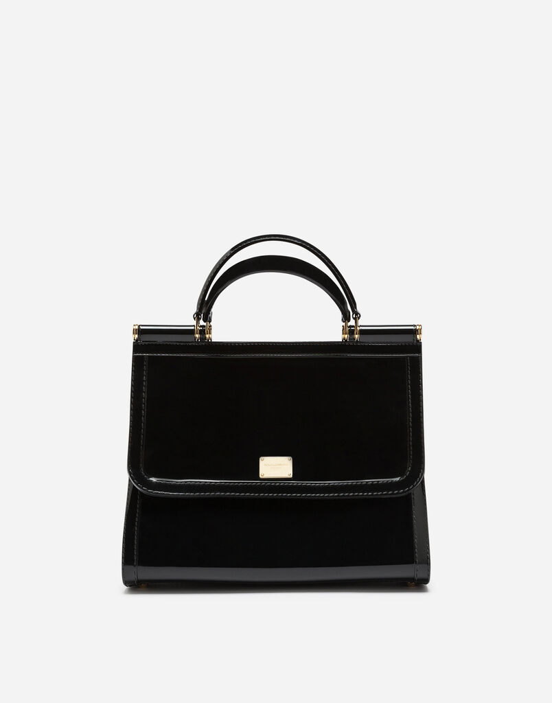 Sicily Rubber Bag - Woman s Collection   Dolce Gabbana a4974be36c
