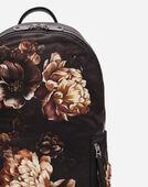 Dolce&Gabbana PRINTED NYLON VULCANO BACKPACK