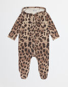 ZAMBIA ONESIE WITH A HOOD