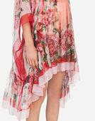 Dolce&Gabbana PRINTED SILK CAFTAN