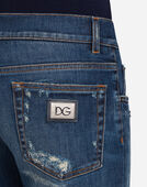 Dolce&Gabbana GOLD FIT STRETCH JEANS