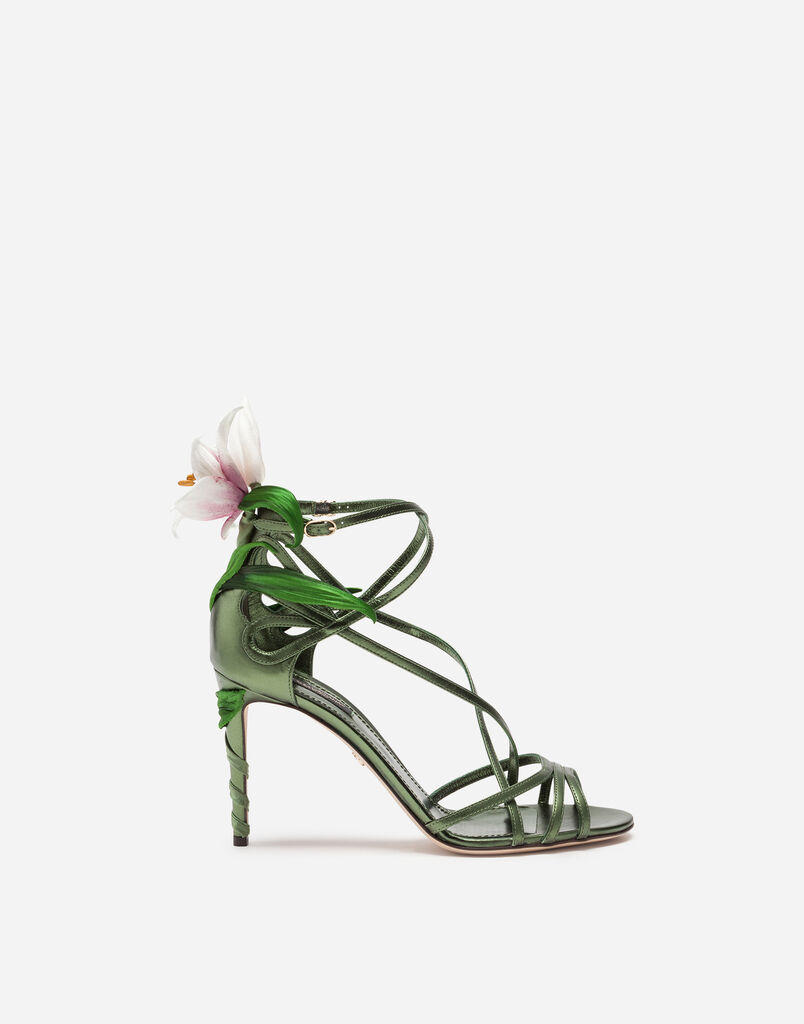 52e8ed410b2 Women's Sandals and Wedges | Dolce&Gabbana