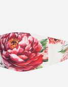 Dolce & Gabbana PRINTED BIKINI WITH BANDEAU BIKINI TOP