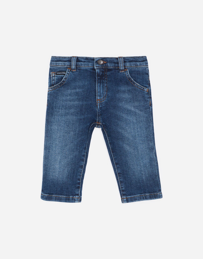 Dolce&Gabbana REGULAR FIT DENIM JEANS