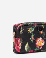 PRINTED NYLON MAKE-UP BAG