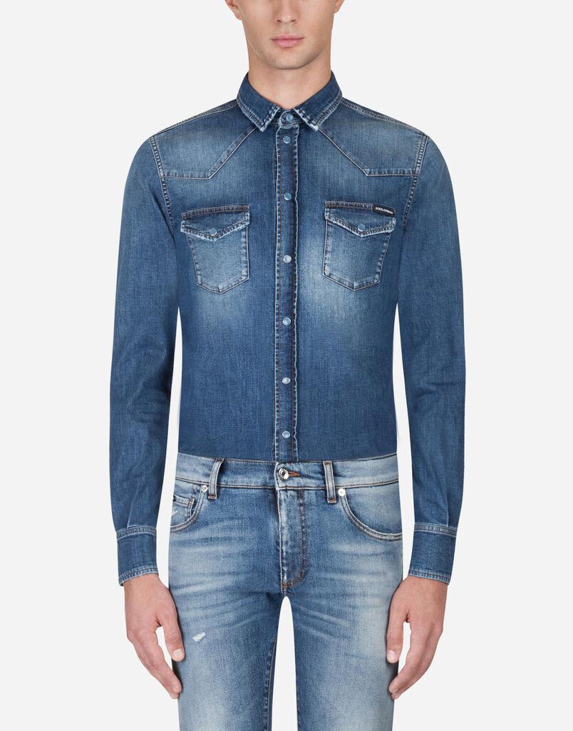 Men S Shirts Dolce Gabbana