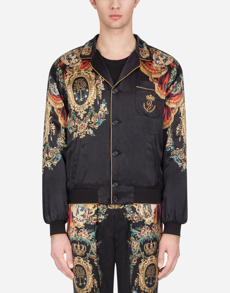 605c34379 Men's Jackets and Bombers | Dolce&Gabbana