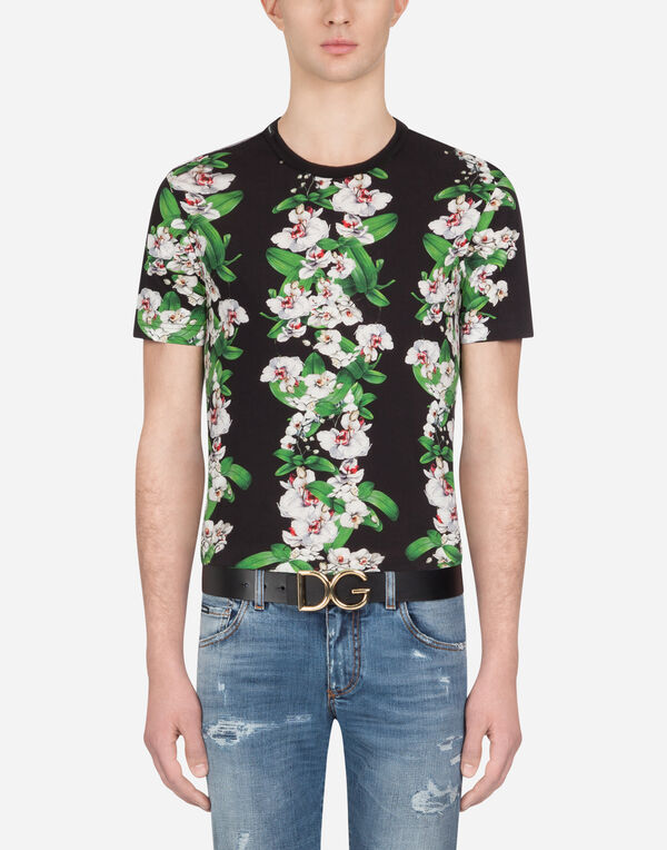 2ed4b238 T-shirts and Polo for Men | Dolce&Gabbana