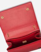 Dolce & Gabbana DG GIRLS SHOULDER BAG IN NAPPA LEATHER