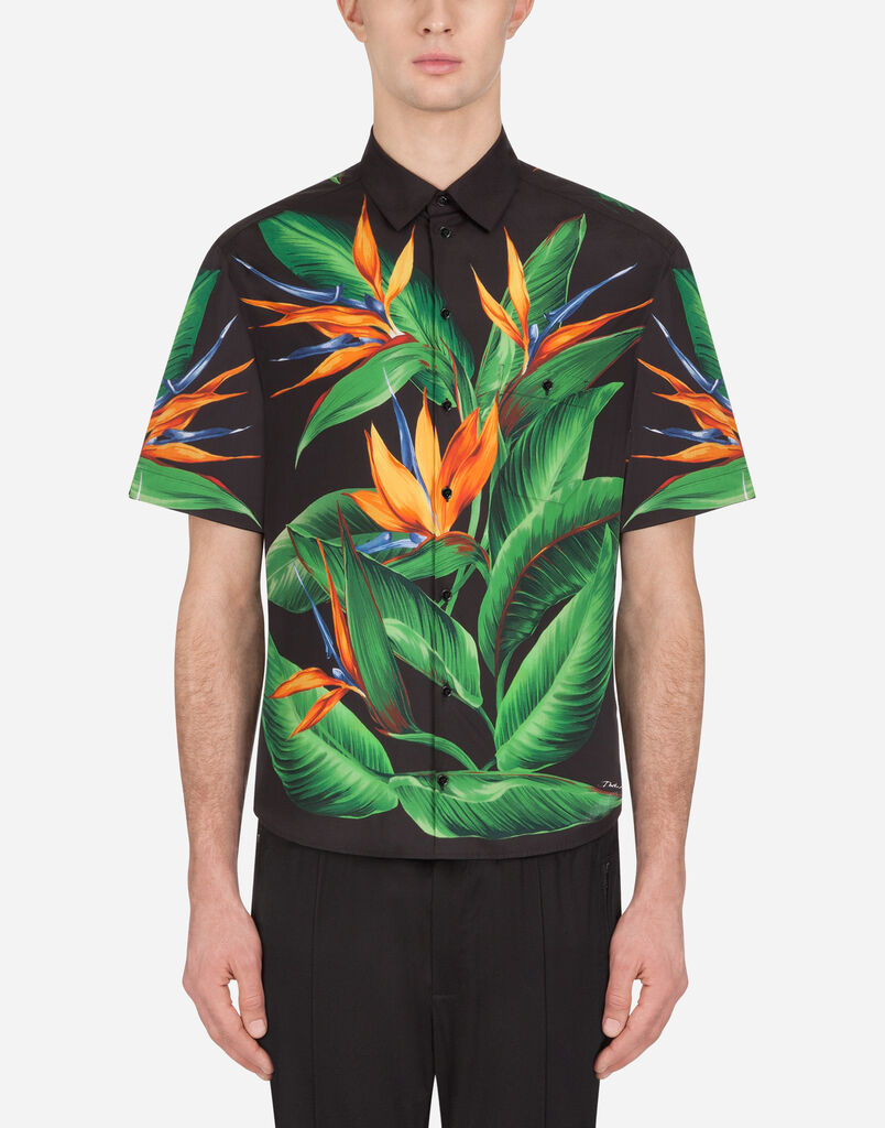 06b7d45a75 Men's Shirts | Dolce&Gabbana