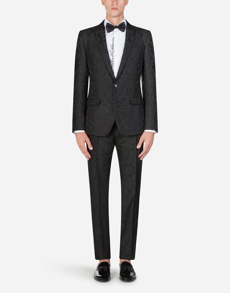 c537a221a846 Men's Suits | Dolce&Gabbana