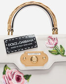 Dolce&Gabbana WELCOME MEDIUM BAG IN LEATHER