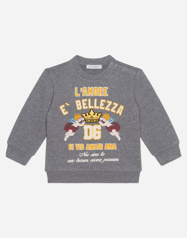 Dolce & Gabbana COTTON SWEATSHIRT
