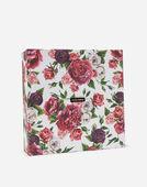Dolce&Gabbana PRINTED SILK SHAWL (140 X 140)