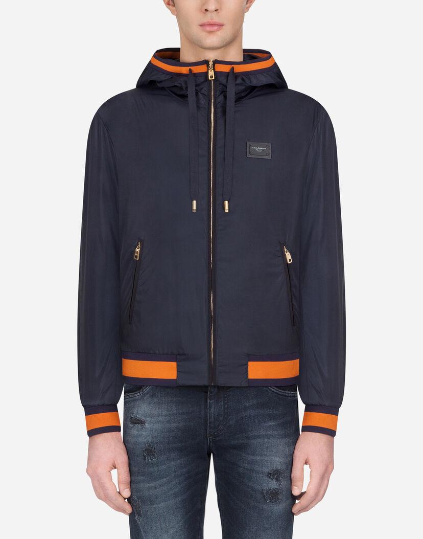 new style 059f8 eafce Giubbotto In Nylon - Abbigliamento Uomo | Dolce&Gabbana