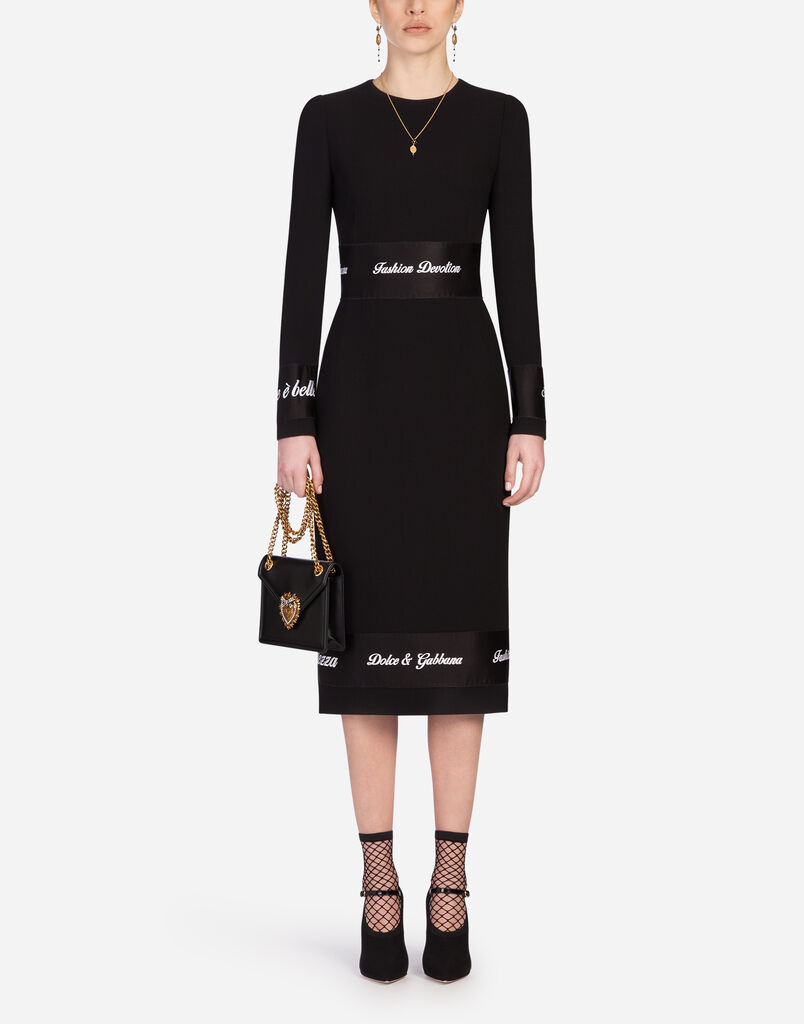 Dolce & Gabbana CRÊPE DRESS
