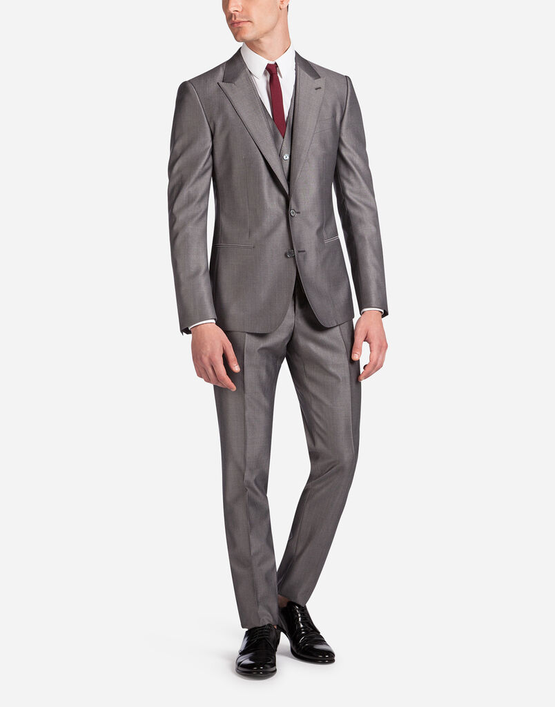 Men\'s Suits and tailored Tuxedos | Dolce&Gabbana