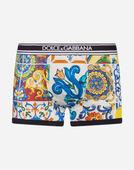 Dolce & Gabbana PRINTED BOXERS